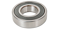 Ball bearings, flanged bearings, sockets